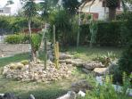 giardino di ingresso