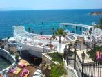 Kusadasi has 3 prestigious Beach & Night Clubs at 5min from the villa & accessible by bus or taxi