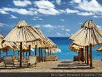 50 meters from Rafailovici sandy beach