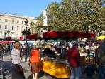 The Bastide or Ville Basse, Carcassonne 5 mins walk