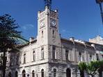 il palazzo di città, architettura liberty di ernesto basile