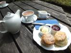 No trip to Cornwall is complete without a cream tea or two