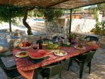 Healthy Mediterranean eating is easy here