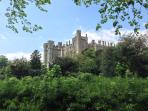 Arundel Castle Nearby