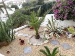 Mature landscaped gardens