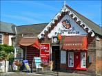 Mundesley Post Office.