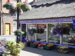 Florist in Mundesley village.