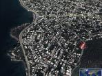 'Saronida maisonette' on the map