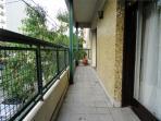 Amplios balcones