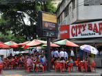 City Bar, orgulha-se por ter o melhor Bolinho de Bacalhau do mundo.