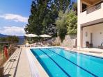 40 square meters swimming pool
