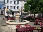 Chalais town