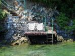Swimming Deck