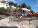 Zona recreativa para niños