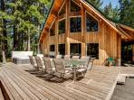 Jordan Lodge Riverfront Leavenworth - 6 Bedrooms