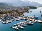 Porto Montenegro - 200 meters away