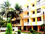 Front View of the Building - Sapana Exotica