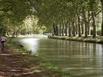 le canal du midi classé au patrimoine mondial de l UNESCO
