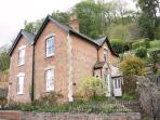 Ivy Cottage nestles in the Malvern Hills with views across the beautiful Severn Valley