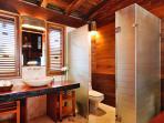 toilet in suite #1