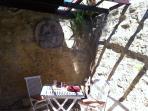 Pranzare in giardino