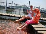 Madu River Fish Spa
