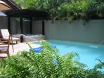 Private Courtyard / Private Pool / Private Jacuzzi