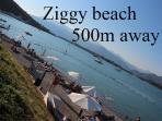 500 meters beach