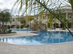 External view of pool