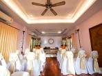 Hotel Interior-Wedding event