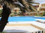 Piscina del residence- Residence's swimmingpool