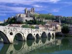 Beziers Cathedral (within 15 minutes drive)
