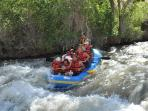 WHITEWATER RAFTING WITHIN 20 MILES