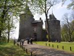 Castell Coch (5 mins drive)