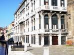 Palace in the Fondamenta della Misericordia