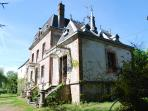 Limousin - Mini Chateau in St Sulpice les Feuilles