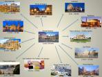 A pochi passi dalle meraviglie di Roma