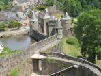 Chateau of Fougeres