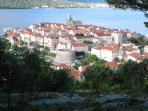 Korcula- the old town