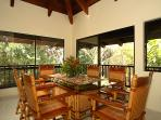 One of Multiple Dining Areas