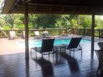 Deck Area & Swimming Pool