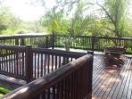 Sun-downer deck