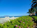 vrachati beach