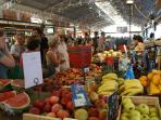 Daily Provencal Food Market