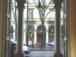 androne edificio