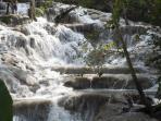 Dunn's River Falls    12  minutes drive