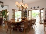 large custom designed dining table sets 10