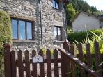 Tre Allt a traditional stone cottage