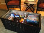 Board games and toys for family fun!