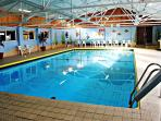 Holiday Village - indoor heated pool and jacuzzi